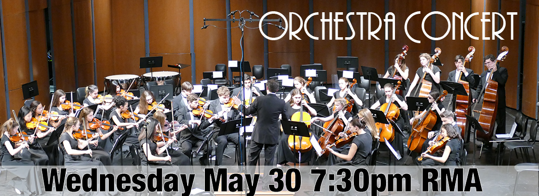 Orchestra Spring Concert 18