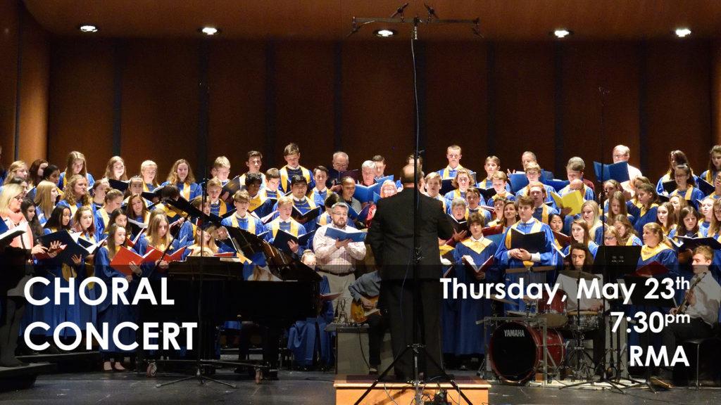 Spring Choral Concert 2019