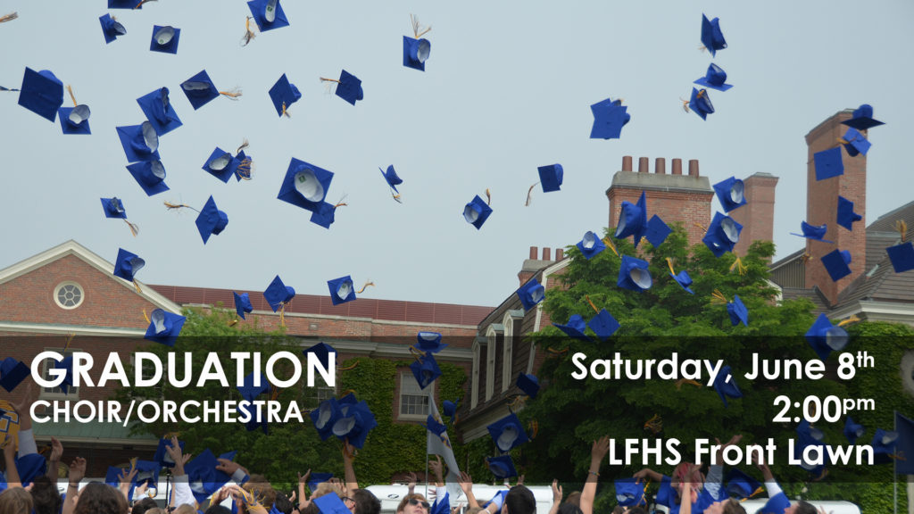 2019 LFHS Graduation