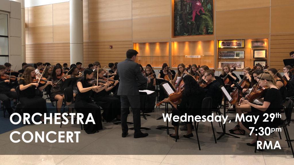 Spring Orchestra Concert 2019