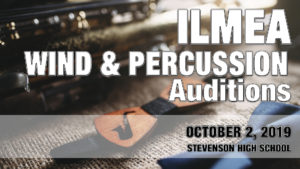 ILMEA Wind & Percussion Auditions