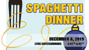 33rd Annual Spaghetti Dinner